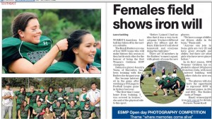 Raiders Womens Southern Courier Article