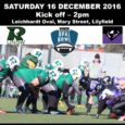This coming weekend is championship week! The Kookaburra, Opal and Waratah Bowls will all be contested.The UNSW Raiders Women will be defending their 3rd Opal Bowl against league newcomers Diamond Gridiron. Last weekend we saw the second week of the […]