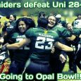 Both the UNSW Raiders Men's and Women's team are going to represent in their respective bowl games the Warratah Bowl and the Opal Bowl next weekend! Firstly the Women's secured a spot in the final with a tough win against […]