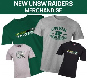 UNSW Raiders Shop